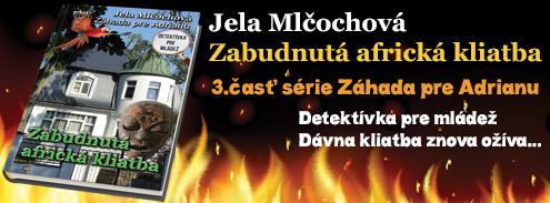 Zabudnutá africká kliatba - druhé vydanie!
